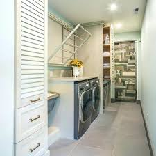 home interior cowboy pictures laundry room hanging rack ideas custom river house transitional