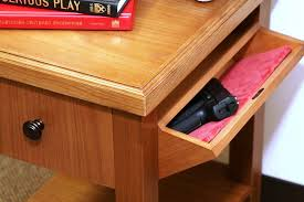 merric millwork owner launches hidden drawer furniture business