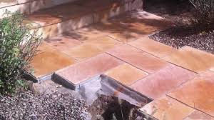 Envirobond Polymeric Sand by Flagstone Patio Denver Landscaping Contractor Adding Curb Appeal