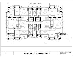Duplex Layout by Overview Spanish Garden At G S Road Guwahati Brahmaputra