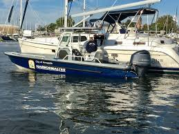 harbormaster annapolis md