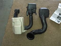 honda civic si acura rsx icebox cold air intake manual