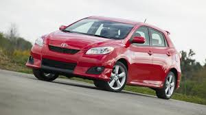 used toyota matrix review 2009 2014