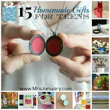 homemade gift ideas for teens i want the lip balm locket