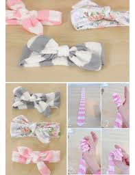 how to make a baby headband 32 fresh interesting and ideas for diy hairbands for