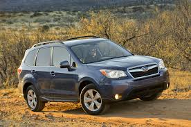forest green subaru forester 2014 subaru forester 2 5i premium manual first test motor trend