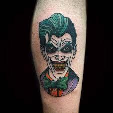 tattoo pictures joker 50 crazy joker tattoos designs and ideas for men and women