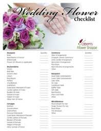 wedding flowers images free coborn s free printable wedding flower checklist wedding