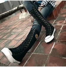 womens knee high boots sale cheap platforms heels creepers boots sale at rebelsmarket