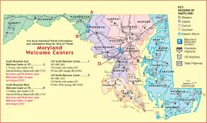 Map Of Western Us Maps Usa Map Maryland Where Is Maryland State Where Is Maryland