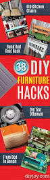 furniture hacks 39 clever diy furniture hacks diy joy