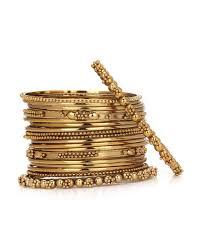wedding gold set jdx traditional wedding gold plated bangle set for women size 2 6