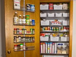 pantry organizers pantry door rack organizer pictures options tips ideas hgtv