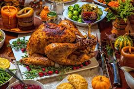 thanksgiving meals this week in amherst northton