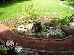 bubbling landscape fountain ideas lexington kentucky ky h2o