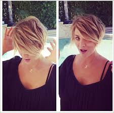 real people hair styles kaley cuoco s new pixi norman cook instagram hair pinterest
