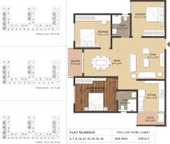 1500 sq ft 3 bhk 2t apartment for sale in gm infinite global