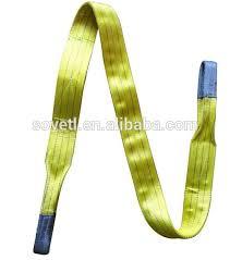 heavy duty polyester webbing sling for hammock strap traction belt