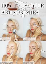 How To Do The Perfect Eyebrow How To Use Artis Makeup Brushes Citizens Of Beauty