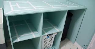 Folding Table On Wheels Laundry Room Folding Table Will This Interior Design Trend Stay Or