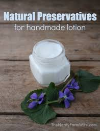 natural preservatives for homemade lotion an experiment u2013 the