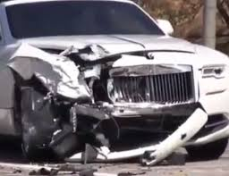 rolls royce dawn kris jenner crashes rolls royce dawn gets a new one the next day