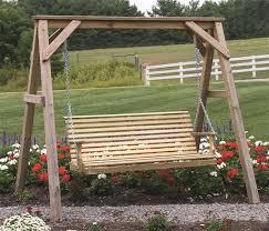 swing a frame plans swing frame plans porch swing frame plan