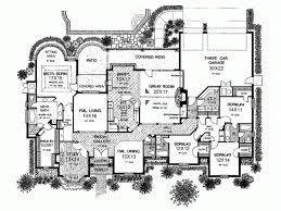 28 country french house plans one story 653715 a beautiful