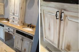 faux finish cabinets skarina view faux finish cabinets home design popular marvelous decorating under room ideas