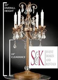 candelabras for rent candelabras s k event design and rentals
