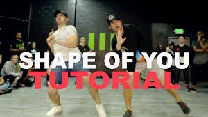 Tutorial Dance Who You | shape of you ed sheeran dance tutorial matt steffanina x