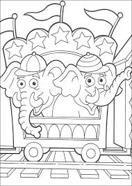 circus coloring pages printable circus coloring pages free coloring home