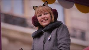 grace vanderwaal thanksgiving day parade performs at macy s 2016