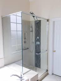 Cultured Granite Shower Bathroom Renovations U2013 Cabinetry By Design Llc