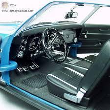 68 camaro ss 396 1968 camaro ss rs 396 ltd ed of 1000 diecast model legacy motors