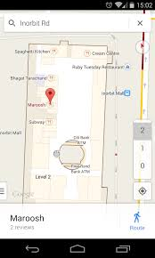 Maps Place Android Showing Place Names On Google Indoor Map Stack Overflow