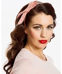 polka dot hair headbands hair accessories accessories
