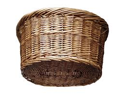 Laundry Hamper Double by Articles With Wicker Double Laundry Basket Tag Double Wicker