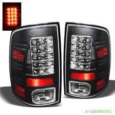 2014 ram 1500 tail lights 2009 2018 dodge ram 1500 2500 3500 smoke halo led projector