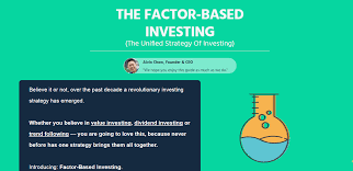 factor based investing the complete guide dr wealth