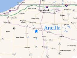 indiana map us cus map directions ancilla