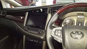 Innova 2014 Interior New Toyota Innova 2016 Price Full Review And Image Of Interior