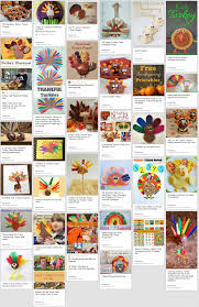 35 awesome thanksgiving crafts for kids kiddie foodies