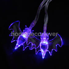 Purple Led Halloween Lights Online Get Cheap Bat Lights Halloween Aliexpress Com Alibaba Group