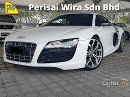 audi i8 price search 24 audi r8 cars for sale in malaysia carlist my