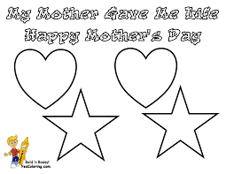 children s church mother day coloring pages redcabworcester