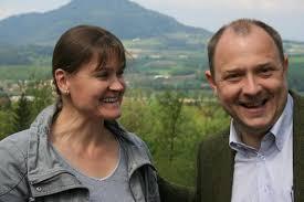 Regina Barlovits und Dr. Heimo Dolenz, zwei WissenschaftlerInnen mit Herz und Seele brachten die Kulturradler zum Staunen. « vorheriges | nächstes » - IMG_2447