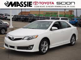 2013 toyota camry se sedan certified pre owned 2013 toyota camry se se 4dr sedan in