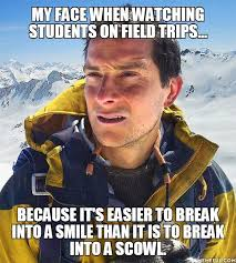 Trip Meme - fifth grade bulldog field trip meme