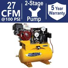 industrial air 30 gal portable electric air compressor ila1883054
